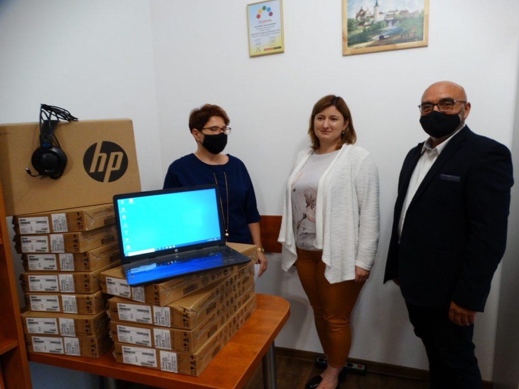 Laptopy ŁAszczów